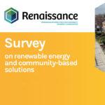 REN survey website social card
