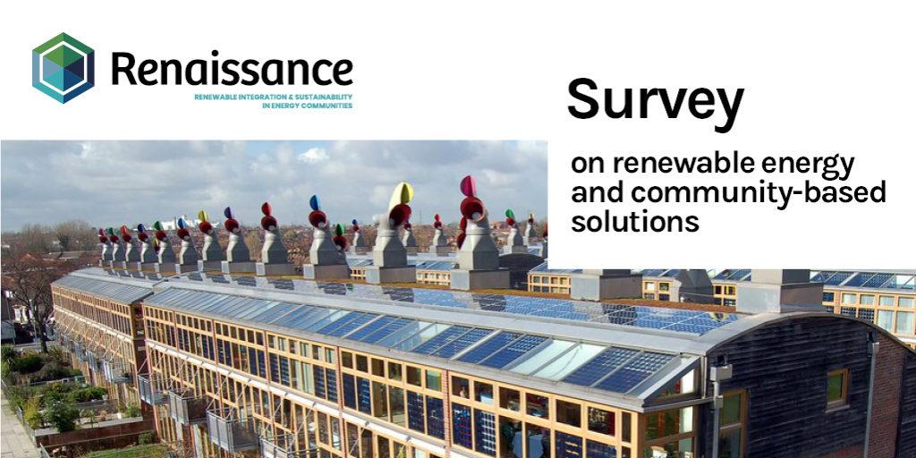 REN survey community solutions